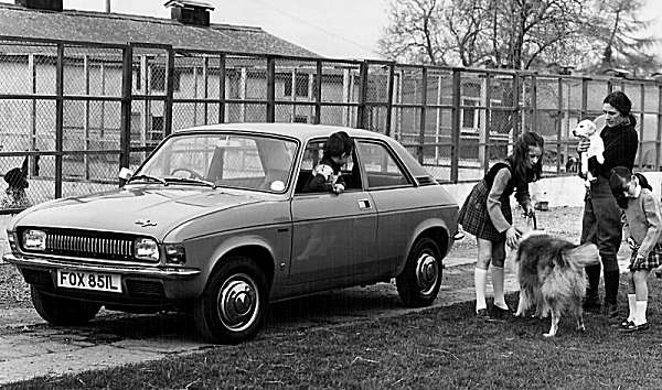 Allegro made quite an impact when it was launched in May 1973...