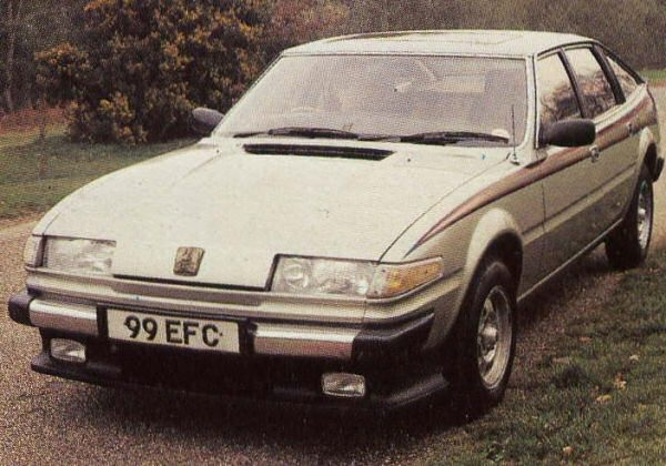 The then Wood & Pickett director Eddie Francis Collins (as per plate) own SD1. According to Andrew Elphick who supplied the picture, it was mechanically standard but given the full interior make over (walnut, hide, shagpile) as well as some wolfrace alloys, and unusually a keypad starting system too.