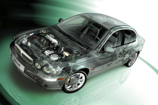 Jaguar X-Type laid bare