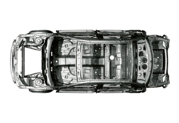 Jaguar X-Type platform