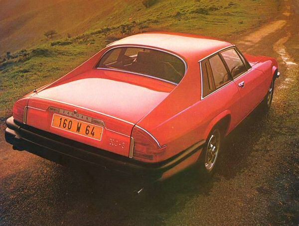 The world took time to adjust to the XJ-S's radical styling - over a decade, in fact...