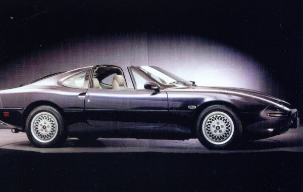 Targa roofed XJ41 - the best of both worlds?