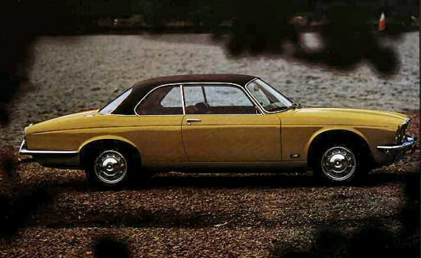 Perhaps the most beautiful XJ of them all... the XJ-C.