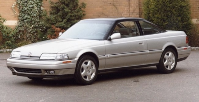 Rover 800 Coupe