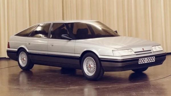 Rover 800 Fastback prototype