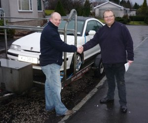 The deal is done, and Keith Adams is now a Tomcat owner... again