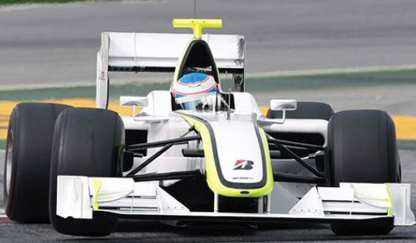 Brawn GP driven Jenson Buttton has turned the F1 world on its head
