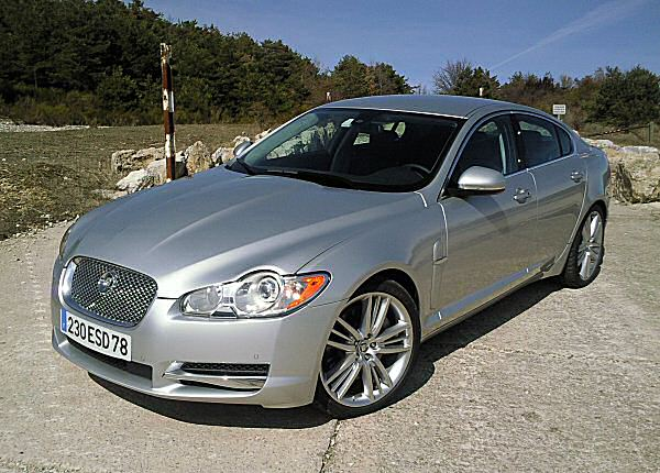 New Jaguar XF Diesel S is a winner