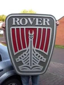 Rover through and through