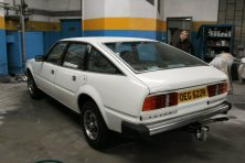 Rover SD1 Polish restoration