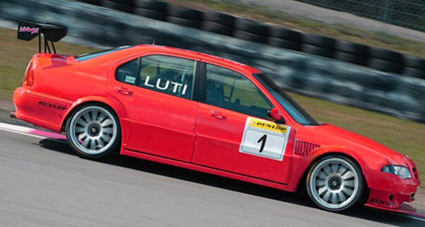 Paul Luti is a professional race driver, racing instructor and MG Rover specialist technician with a passion for motorsport
