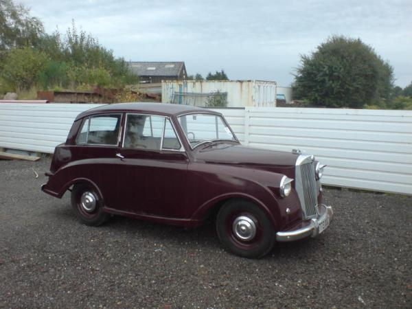 Triumph Mayflower: an innocent victim of Scrappage