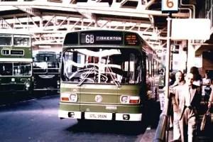 The Leyland National...