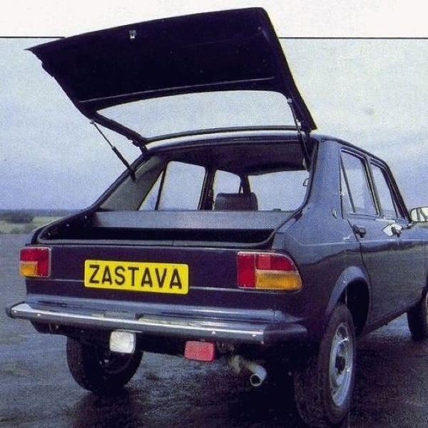Zastava 101: all the benefits of the Fiat 128, but with one vital extra