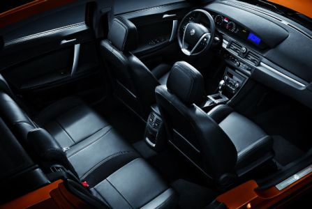 MG6 interior is closely based on the Roewe 550