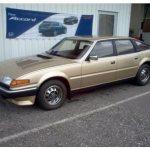 New Rover 2600 on sale in Switzerland