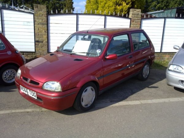 Rover 115SLD is very tempting at £500