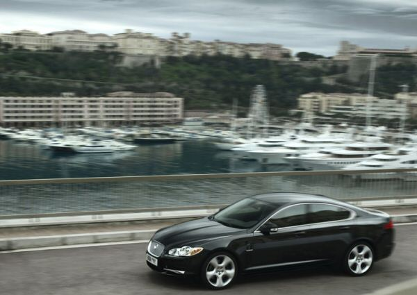 Is production of the Jaguar XF heading East?