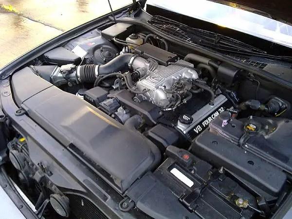 Lexus LS400 V8