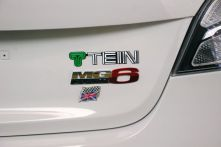 TEIN badges and a Union Jack?