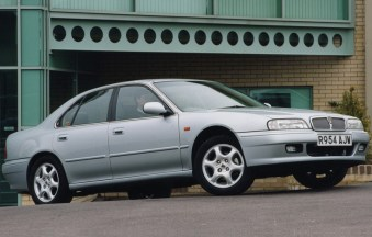 Rover 620ti was a flawed gem...