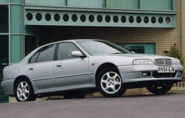 Rover 620ti was a flawed gem...