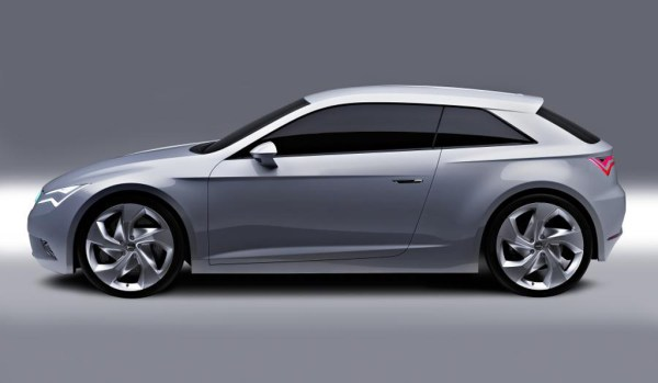 SEAT iBe concept car