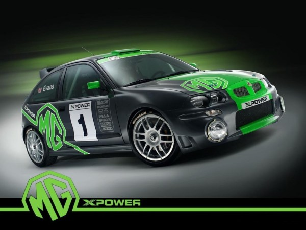 MG XPower