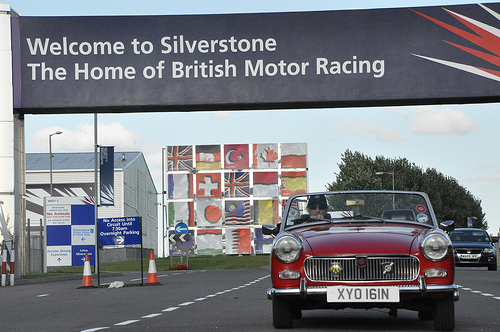MG Live returns to Silverstone for 2011