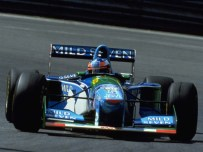 Michael Schumacher's 1994 Benetton-Ford B194