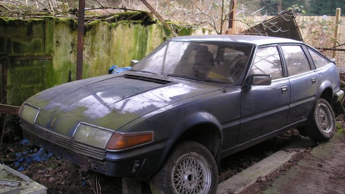 Rover SD1 project cars and parts up for grabs