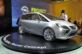 The next Vauxhall Zafira. Lacking any form of X-factor