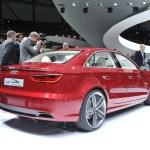 Son of Audi 80: Audi A3 Concept