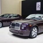 Rolls-Royce line-up at Geneva 2011