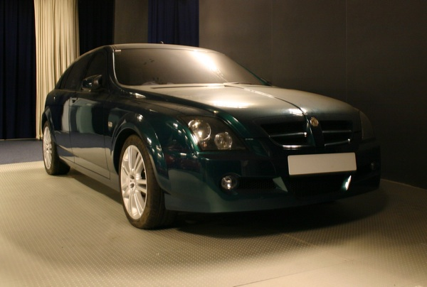 RDX60 as shown to the dealers in December 2002