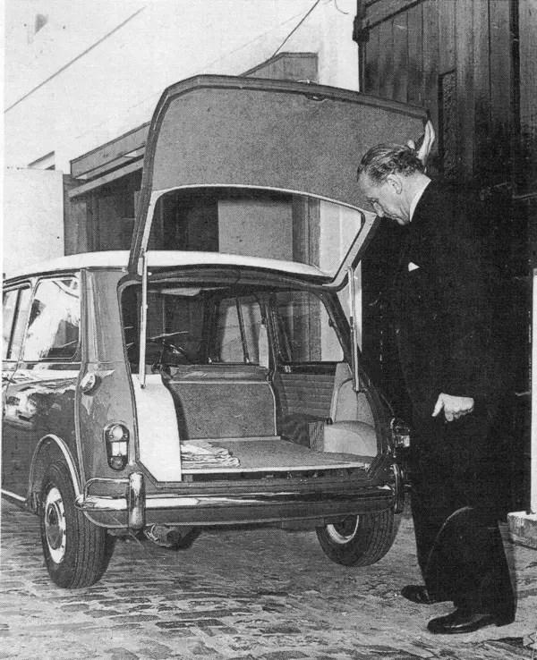 1964 BMC 'Marples Mini'