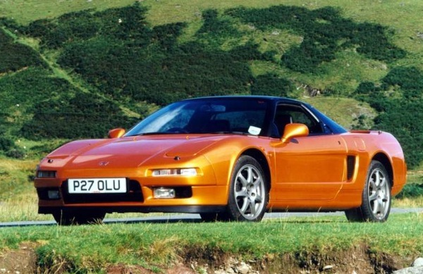 Honda NSX was an impressive showcase for VTEC
