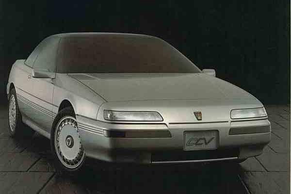 Rover CCV hinted at 800 styling as well as Rover's ambition to sell cars – successfully – in the USA