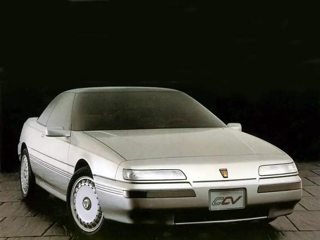 Rover CCV concept