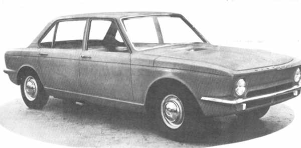 Hillman Hunter : The Swallow project