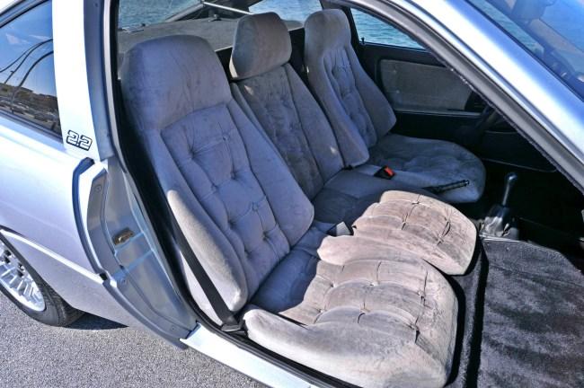 Talbot Matra Murena seats