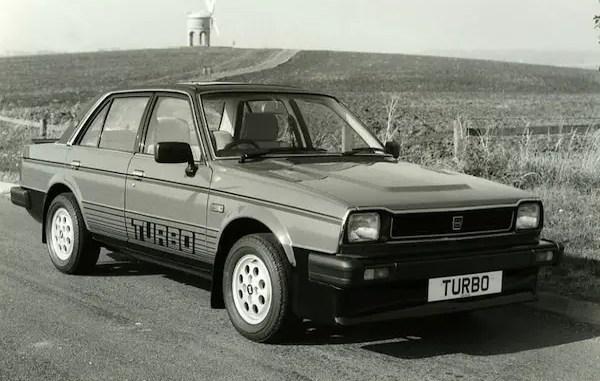 Avon Acclaim Turbo