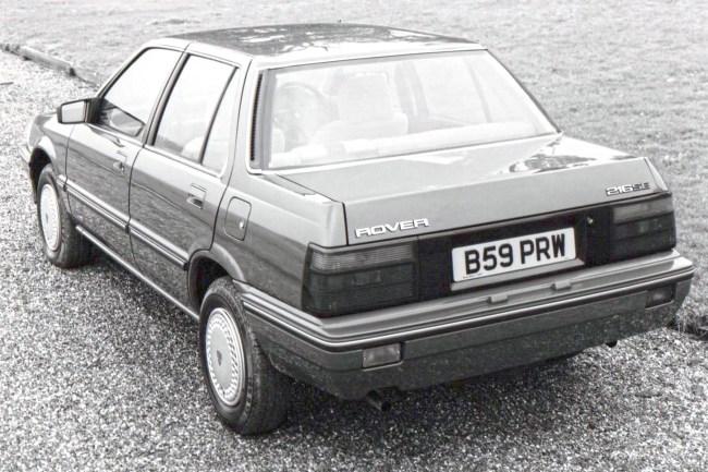 Rover 213/216