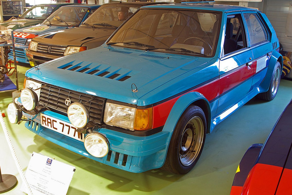 Concepts and prototypes : Talbot Horizon Group B (1981-1982)