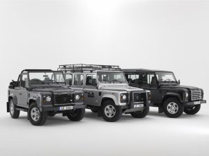 Land Rover Defender under threat?