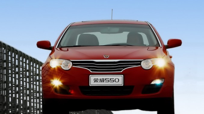 Maybe now's the time for a Roewe roll-out in Europe? What do you think?