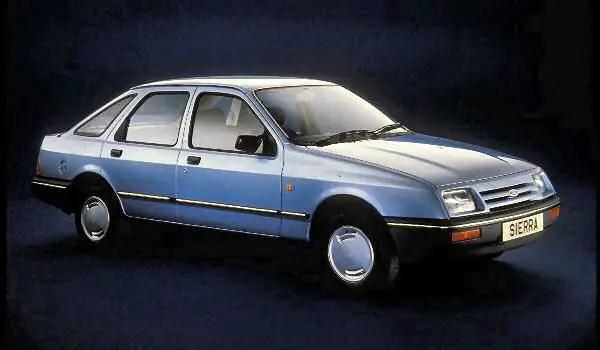 HATCHBACK ESTATE SALOON 2.0 1987-1993 STARTER MOTOR FORD SIERRA