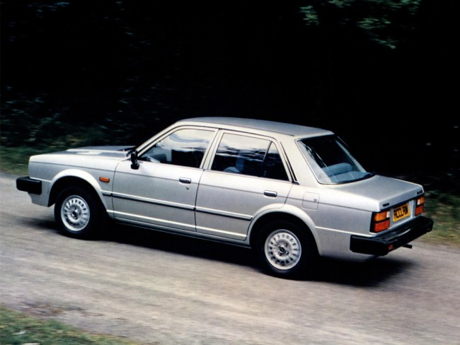 The Triumph Acclaim proved BL could build reliable, well-made cars – 113,625 examples were built between 1981-1984