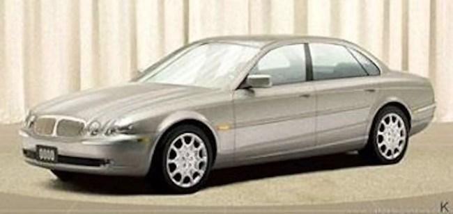 Jaguar X350 proposal