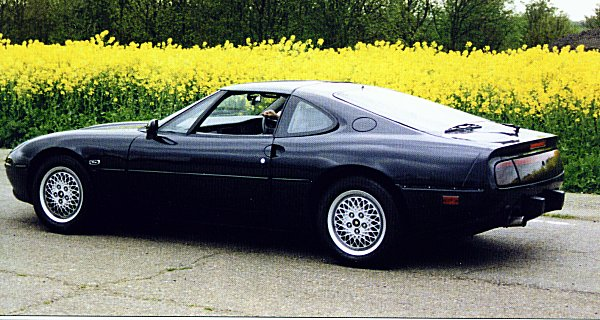 Concepts and prototypes : Jaguar XJ41/42